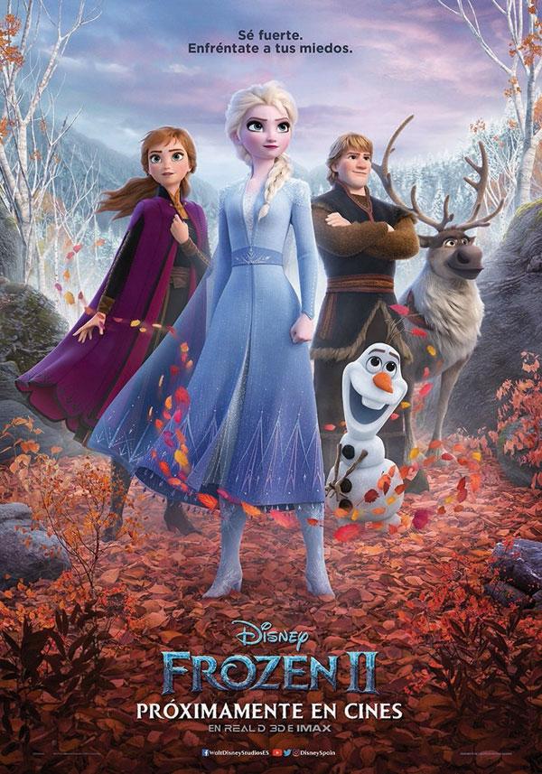 'Frozen 2': Nos hemos hecho adultos
