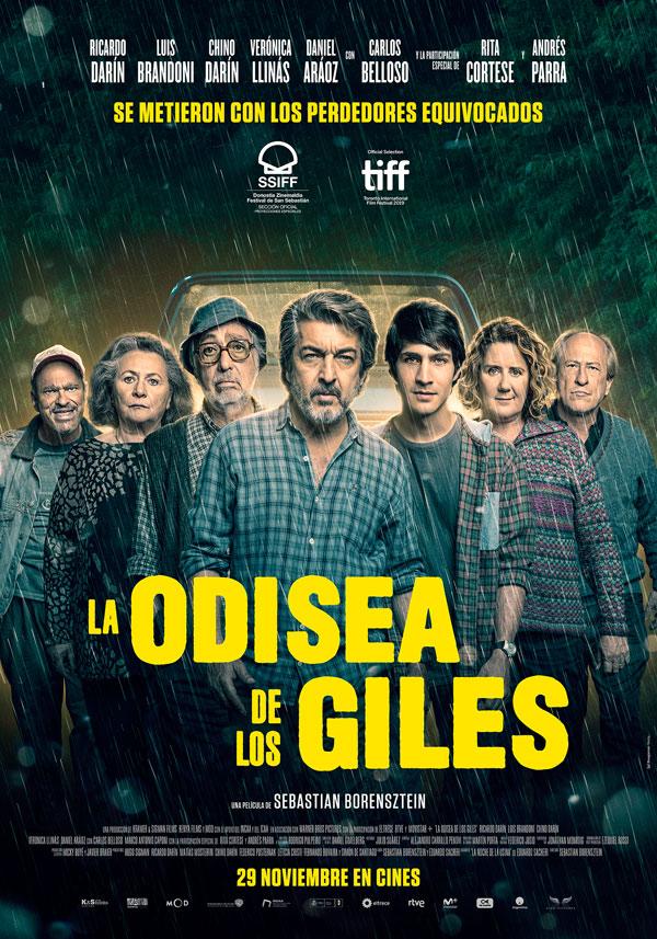 'La Odisea de los Giles': un reencuentro incompleto