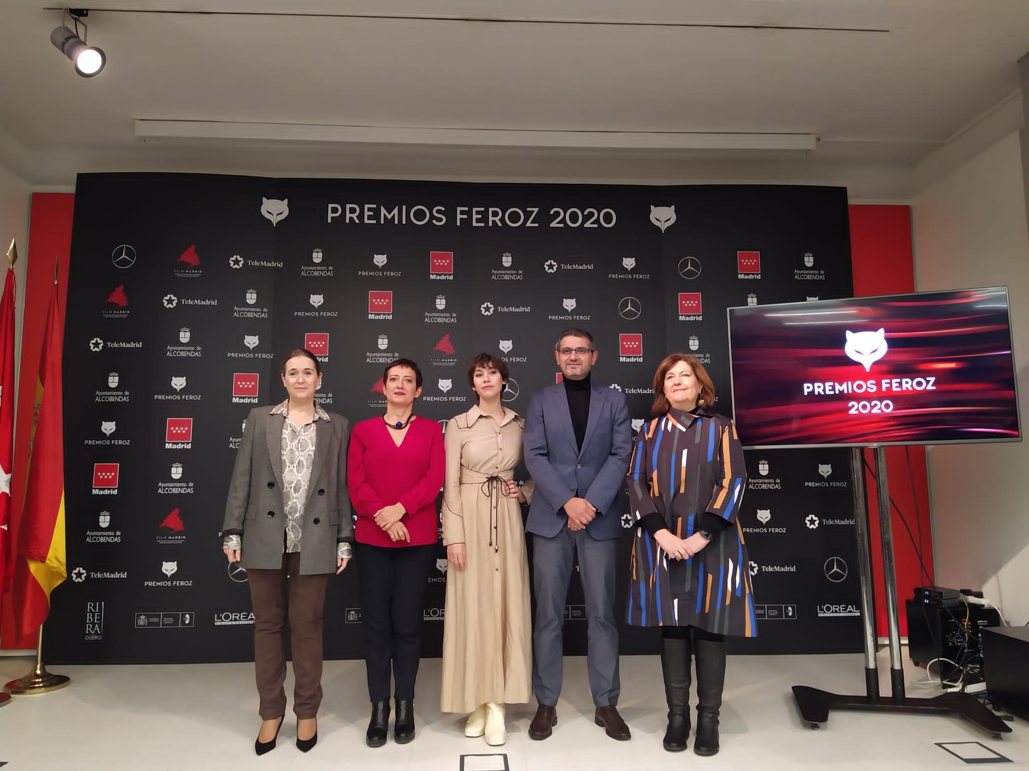 'Dolor y gloria' y 'Vida perfecta' dominan las nominaciones de los Premios Feroz 2020