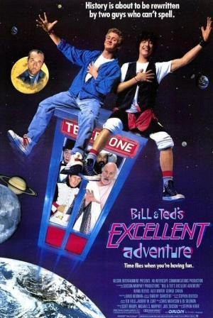 Disparatado Treintañero: 'Las alucinantes aventuras de Bill y Ted'