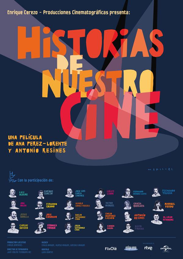 'Historias de Nuestro Cine': ¡Viva el Cine Español!
