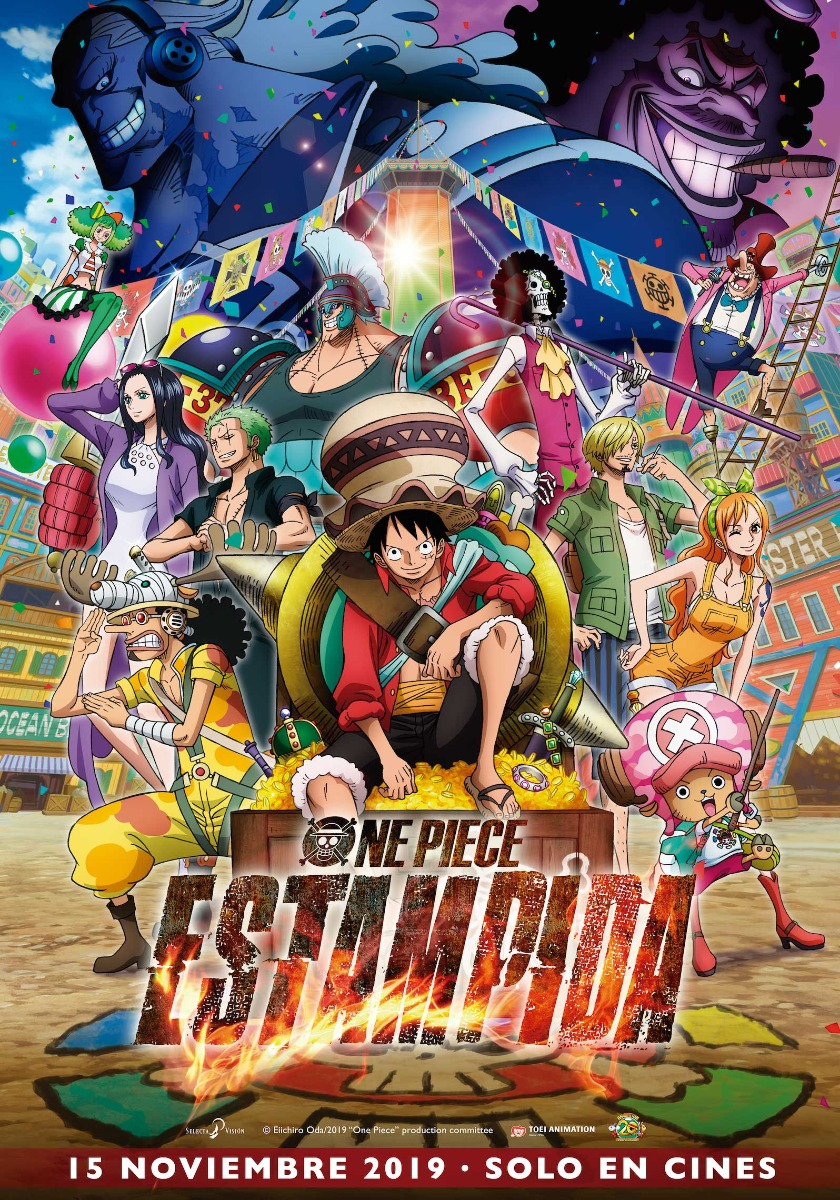 'One Piece: Estampida': 20 Años De Aventuras Épicas