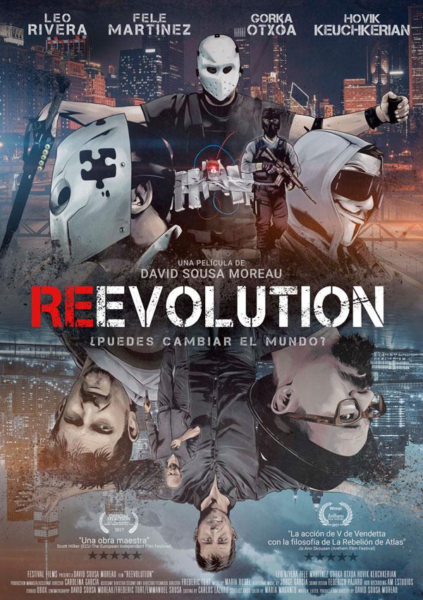 'Reevolution': un ejemplo de producción cinematográfica