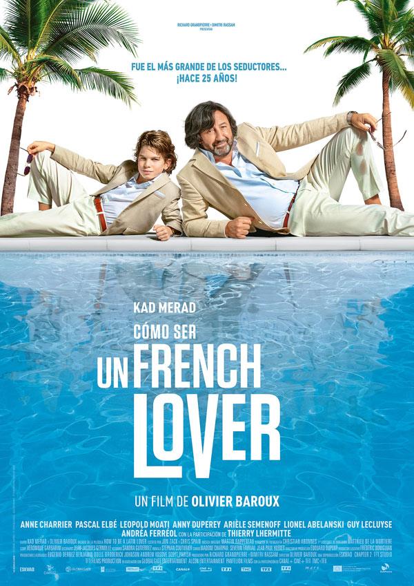 'Cómo ser un French Lover': Franceses muy poco cómicos