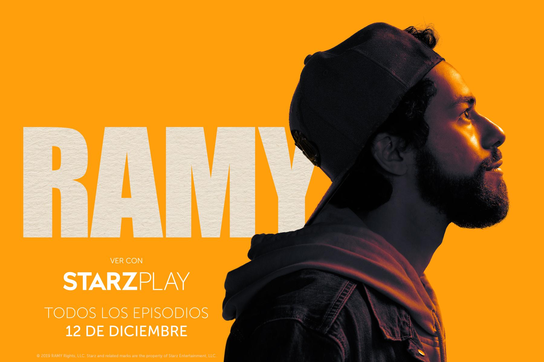 'Ramy' llega el 12 de diciembre a STARZPLAY