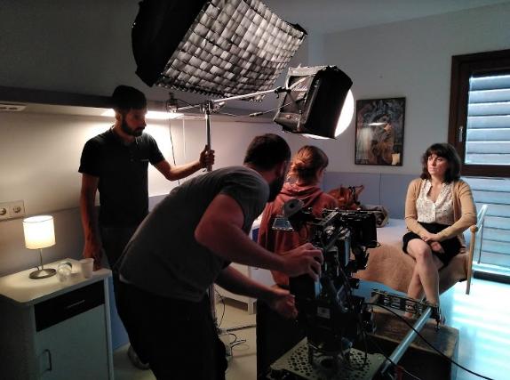 'Pentimento', el nuevo cortometraje de José Manuel Carrasco producido por Malvalanda