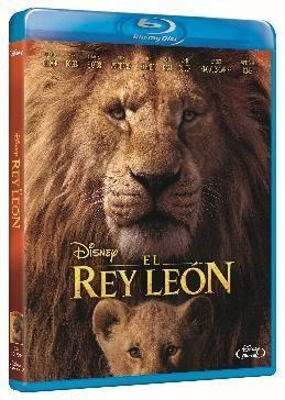 'El Rey León', la película Disney más taquillera del país, ya está disponible en DVD, Blu-Ray y Steelbook