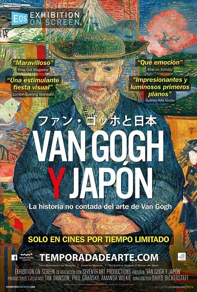 'Van Gogh y Japón' se estrena el próximo lunes 18 de noviembre