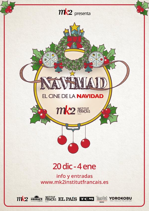 Llega NAVIMAD, la propuesta cinematográfica para la Navidad madrileña