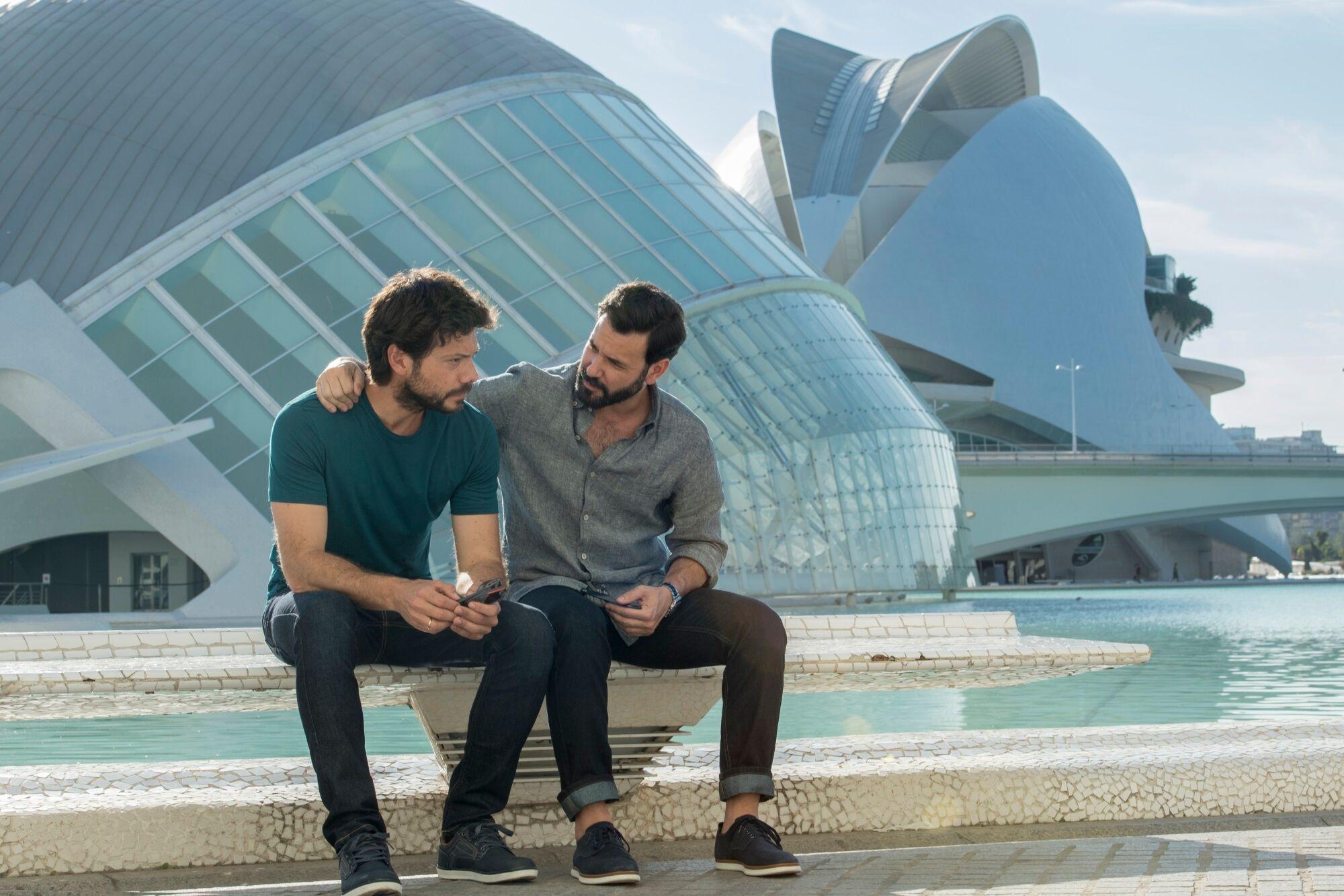 La Comunidad Valenciana exhibe todo su potencial como plató de cine en Londres