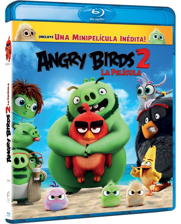 Tú eres el protagonista con 'Angry Birds 2' en la Heroes Comic Con de Madrid