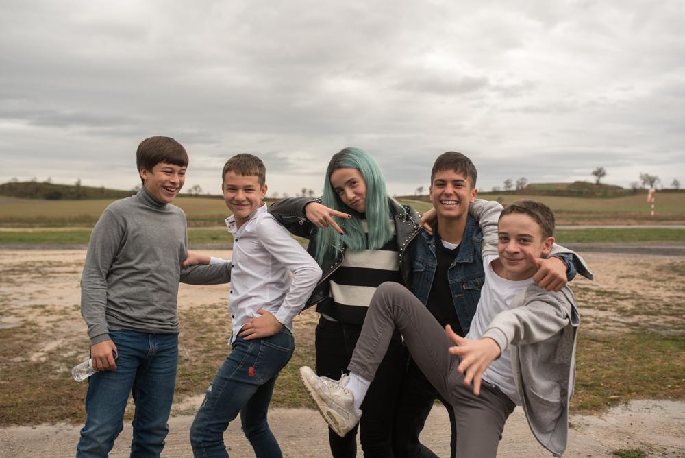 'Los Espabilados' de Movistar + muestra sus primeras imágenes