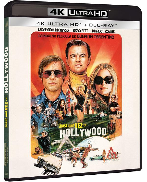 'Érase una vez...en Hollywood', ya disponible en edición física