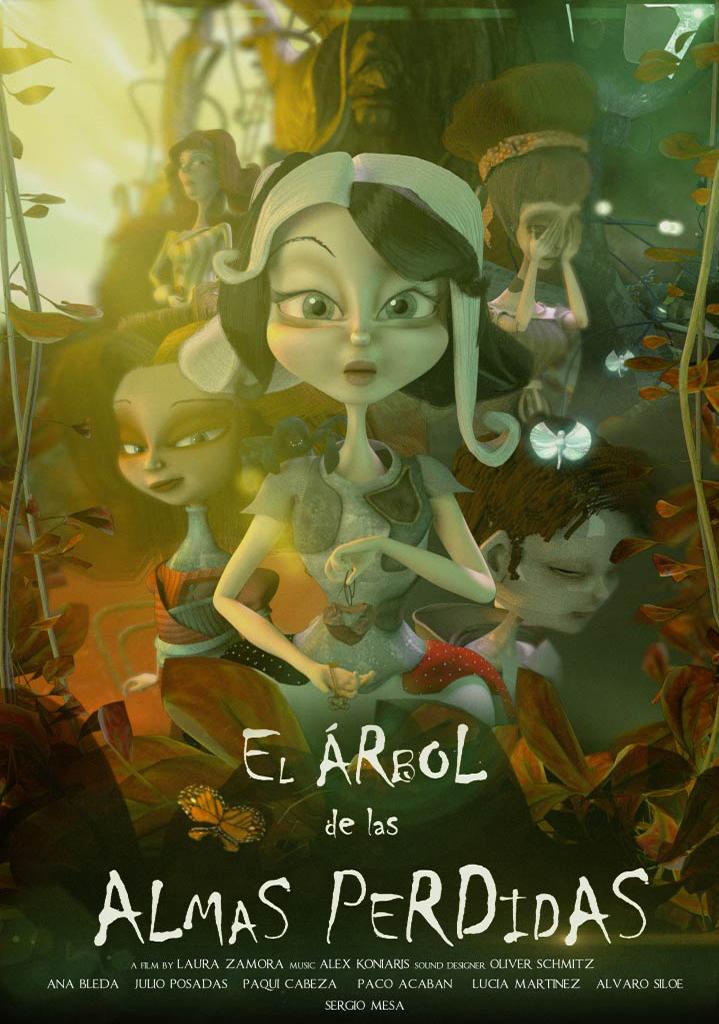 El cortometraje de animación 'El árbol de las almas perdidas' nominado a los Premios Goya 2020