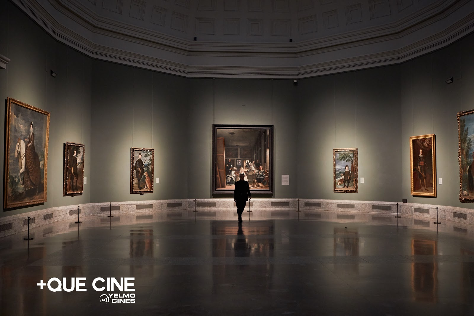 'Pintores y Reyes del Prado' en Yelmo Cines a través de +Que Cine, su ventana de contenido alternativo