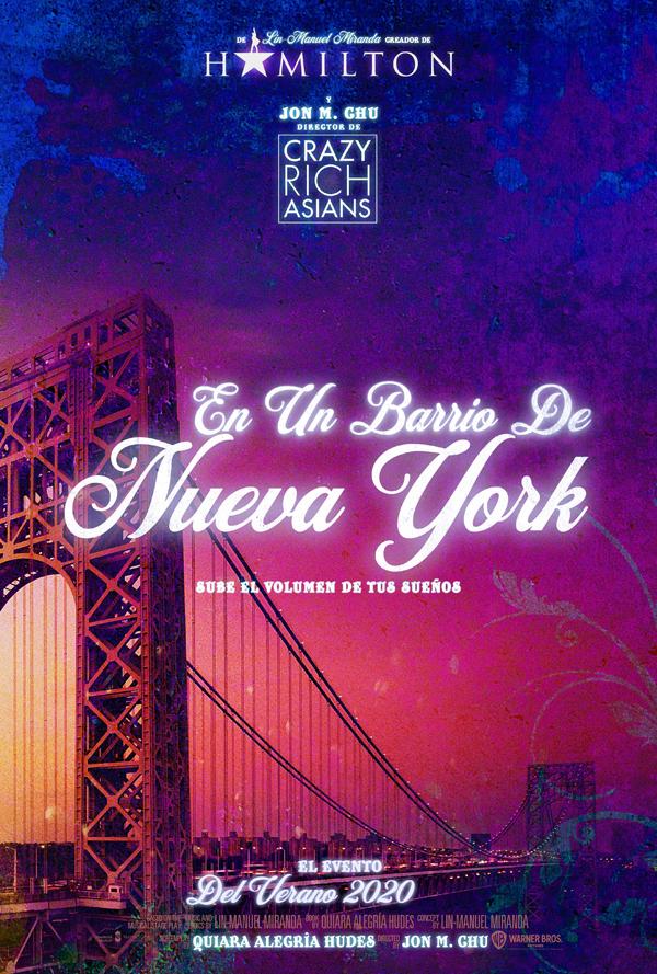 'En un barrio de Nueva York' muestra su primer tráiler