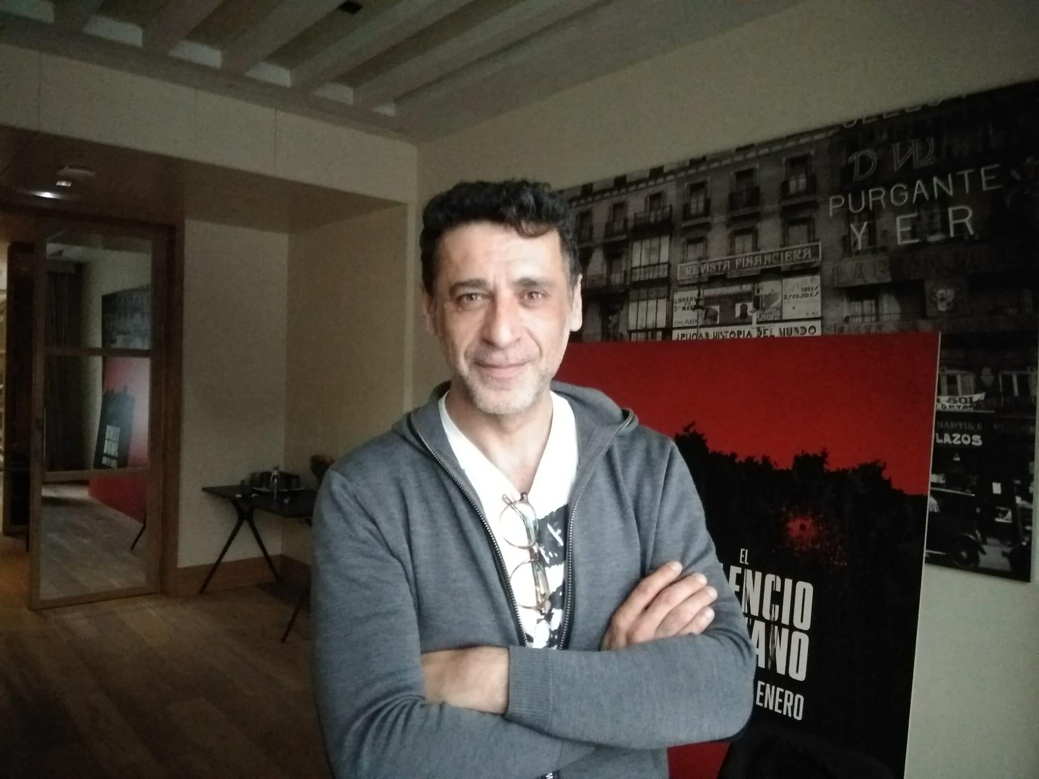 """Nacho Fresneda: """"Los personajes de la película son reprobables moralmente""""."""