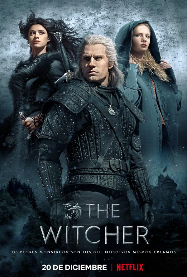 Tráiler final de 'The Witcher'