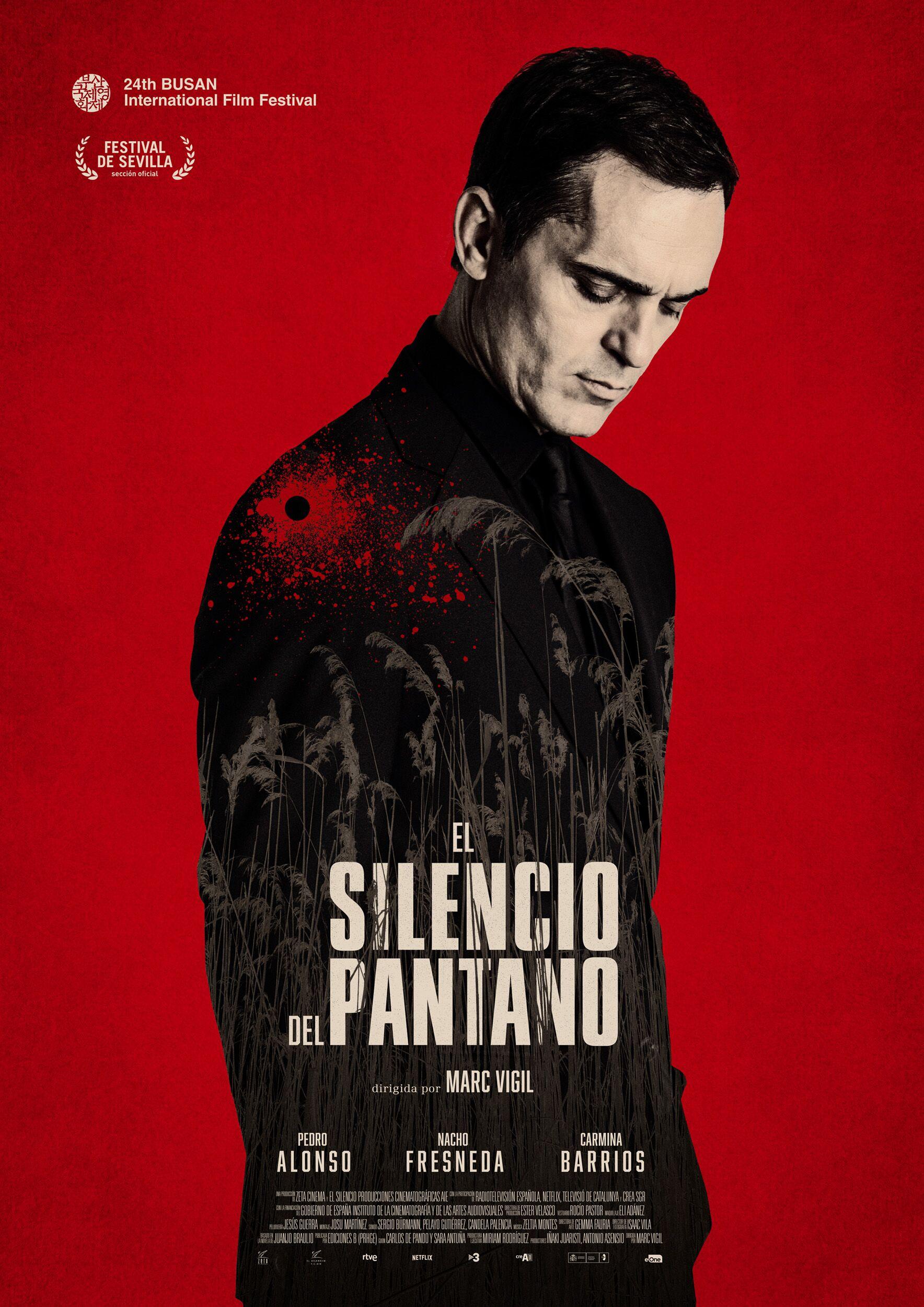 'El Silencio del Pantano' llega a los cines el próximo 1 de enero