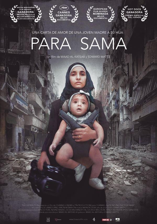 'Para Sama' triunfa en la 22ª edición de los Premios BIFA
