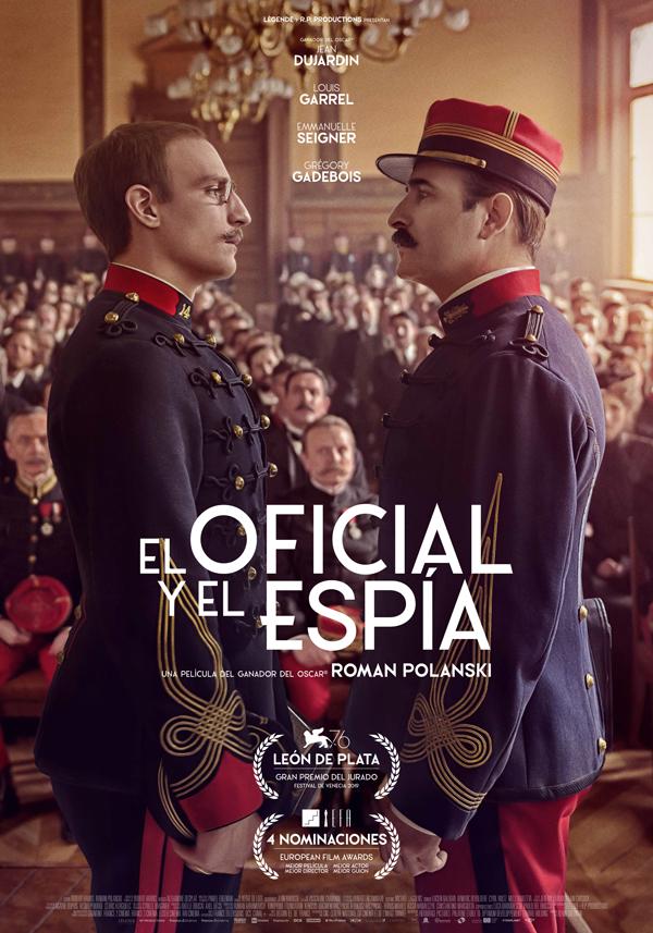 'El Oficial y el Espía': En busca de la verdad