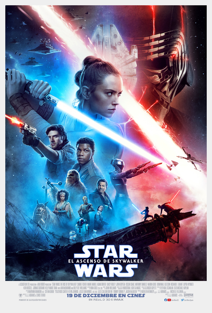 'Star Wars: El Ascenso de Skywalker' tendrá su première en San Sebastián