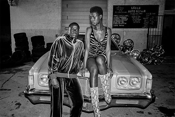 'Queen & Slim' presenta su tráiler en castellano
