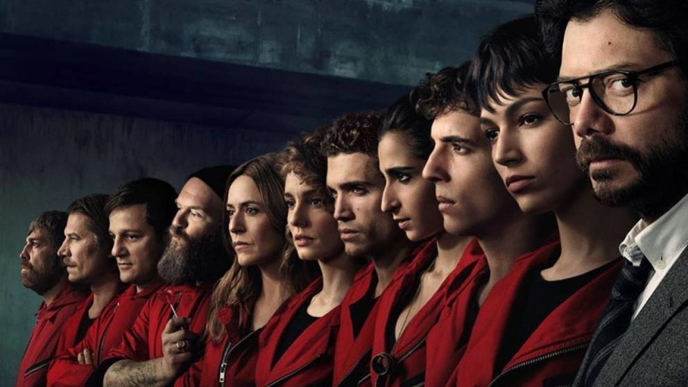 'La Casa de Papel' regresa  el próximo 3 de abril