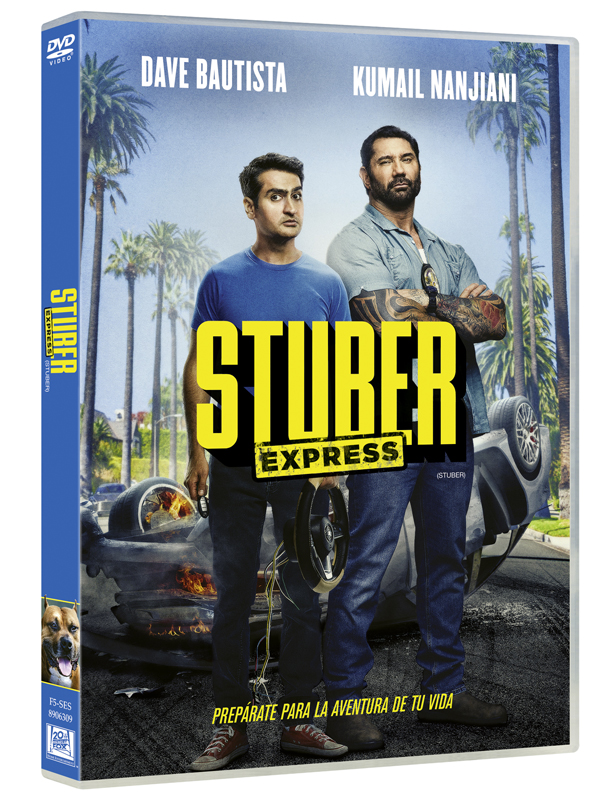 Sube al Uber de 'Stuber Express'