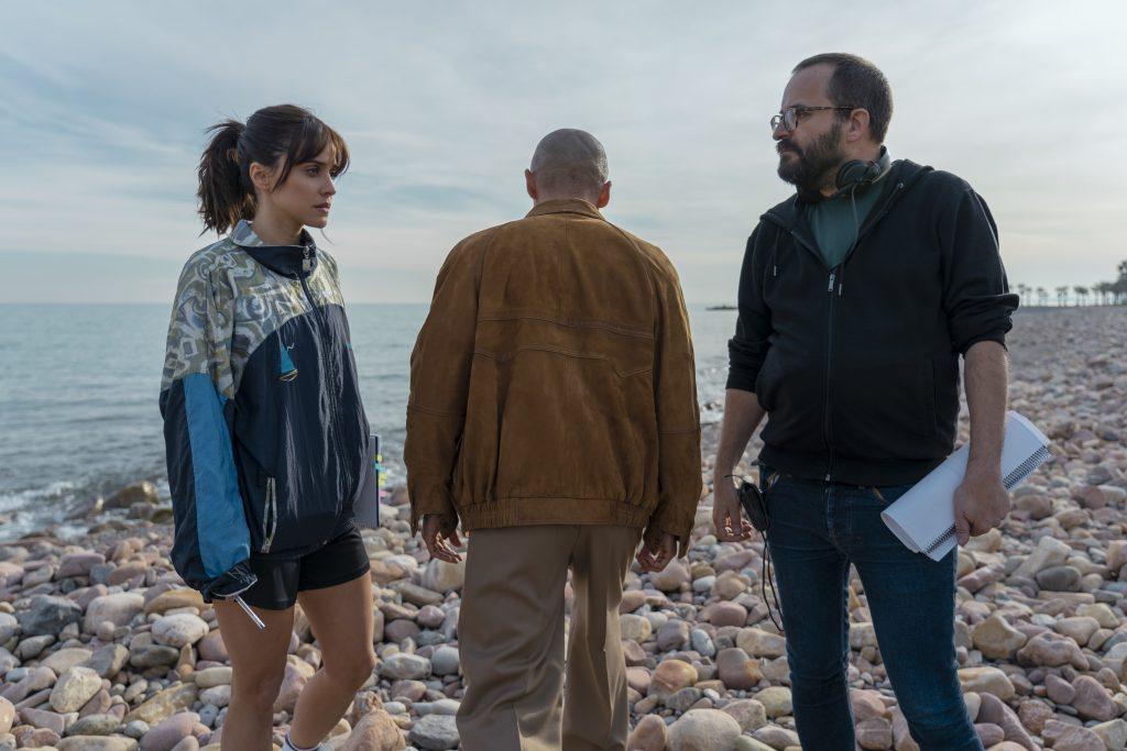 Comienza el rodaje de 'Paraíso', la nueva serie de Movistar +