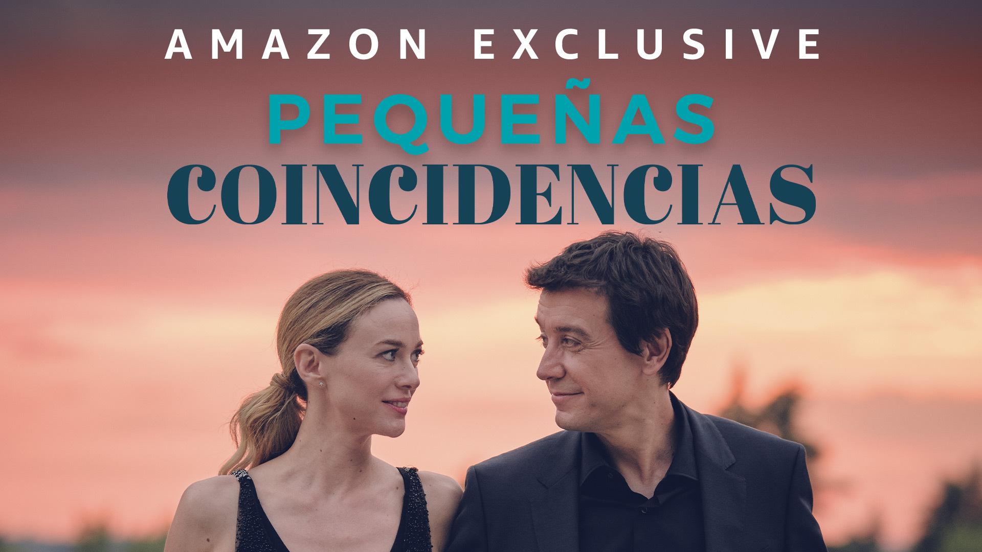 Amazon Prime Video presenta la segunda temporada de 'Pequeñas Coincidencias'