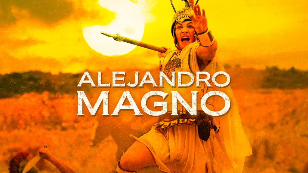 'Alejandro Magno', miniserie documental de estreno en #0 de Movistar+