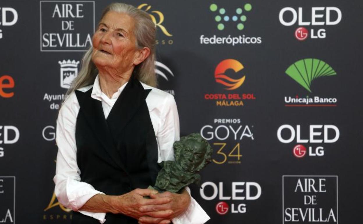 'O que arde' triunfa en los Goya con el Goya a Mejor Actriz Revelación y Mejor Fotografía