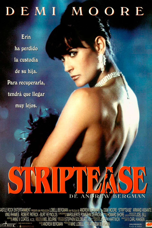 Disparatado Treintañero: 'Striptease'