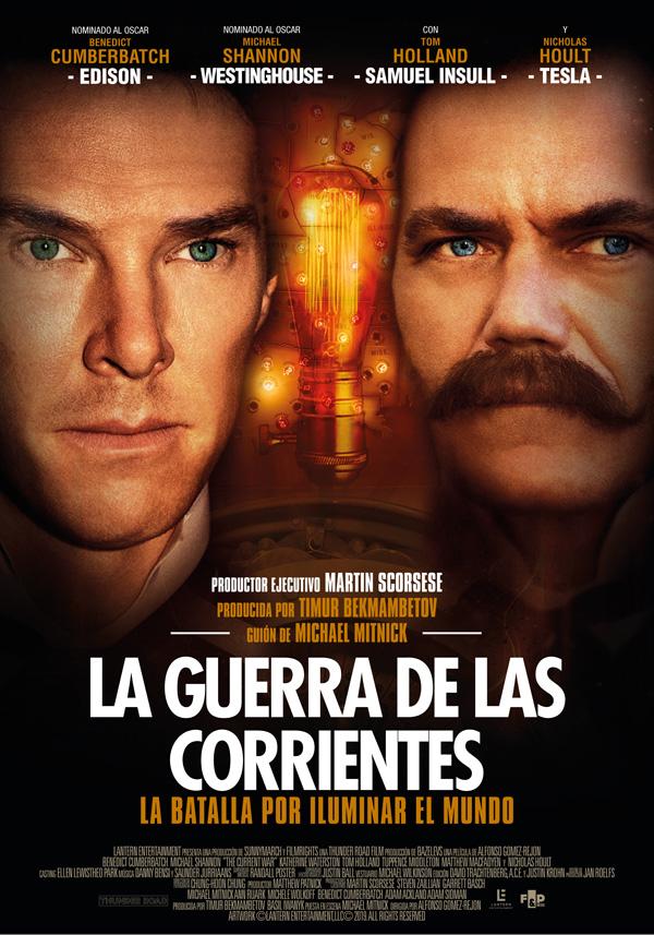 'La Guerra de las Corrientes': biopic con poca chispa