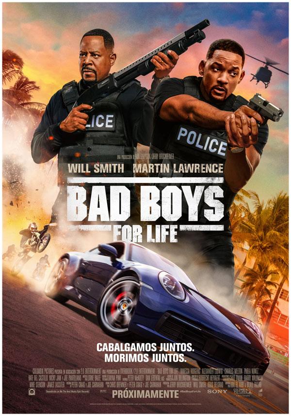 'Bad Boys for Life': La más humana de la trilogía