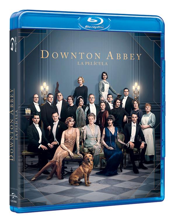 'Downton Abbey: la película', ya en DVD y Blu-ray