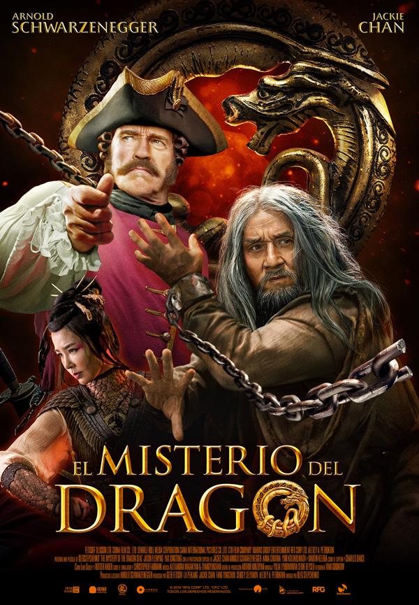 'El Misterio del Dragón': una ficción entretenida y visualmente atractiva