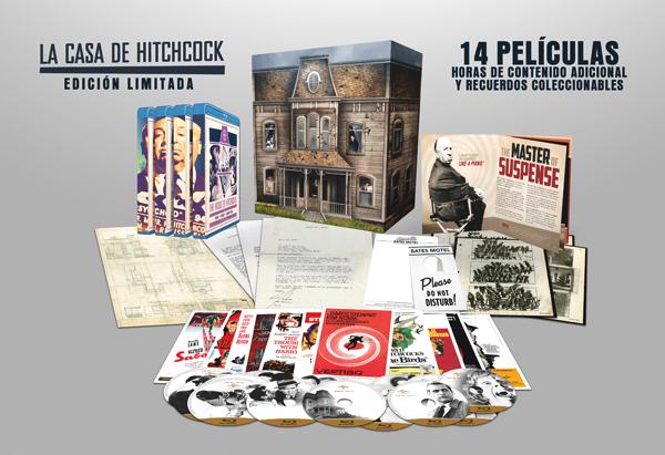 'La Casa de Hitchcock', Mejor Edición DVD /Blu-ray en los Premios Días de Cine