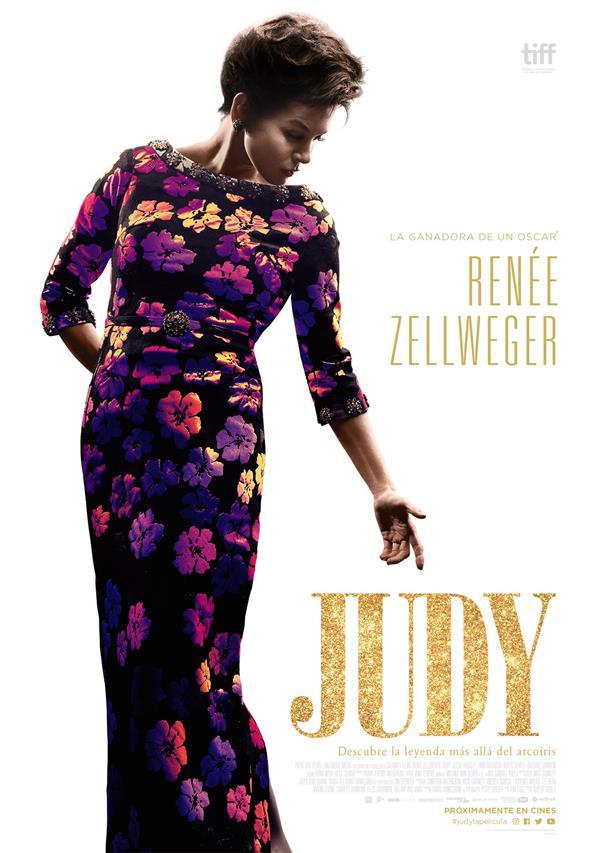 'Judy' se alza con dos nominaciones en los Oscars