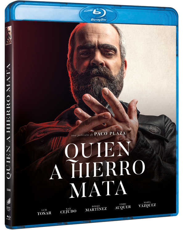 Paco Plaza te dejará de hierro en 'Quien a Hierro Mata'
