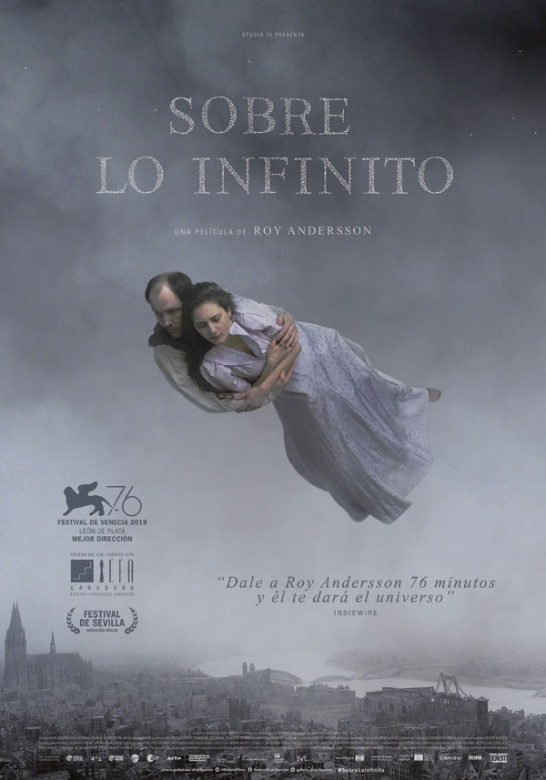 'Sobre lo Infinito': Una introspección a la Vida