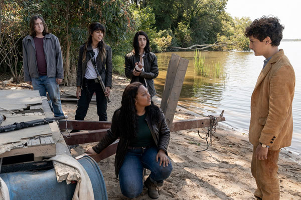 AMC estrena en exclusiva la nueva serie 'The Walking Dead: World Beyond' el lunes 13 de abril