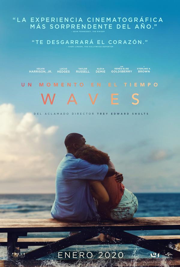 Primer tráiler en castellano de 'Un momento en el tiempo (Waves)'