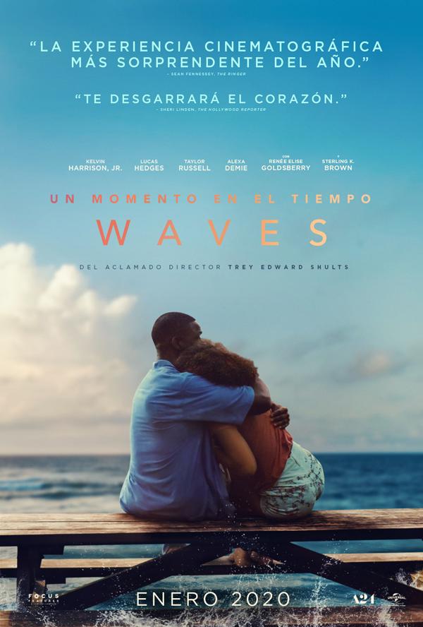 'Un momento en el tiempo. Waves': Una intensa historia de redención