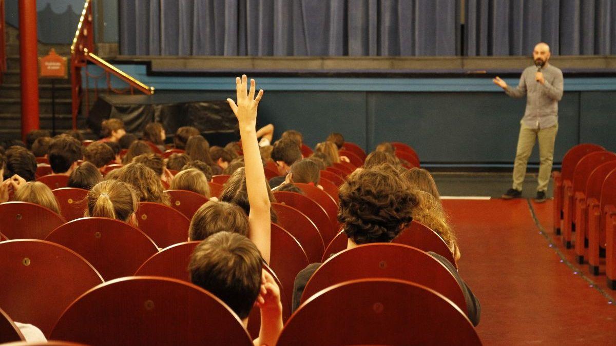 El cine de Icíar Bollaín, Paco Plaza y Fernando Trueba, entre las novedades de la programación EducaFilmoteca