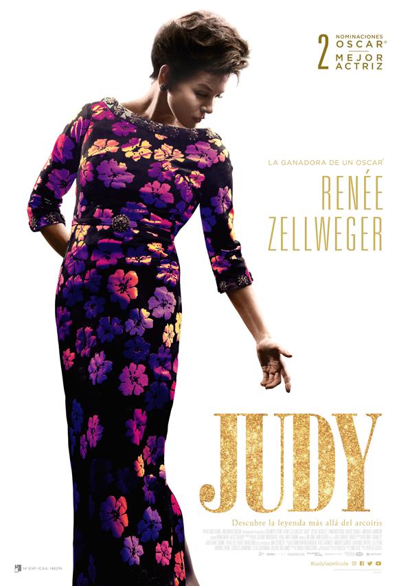 'Judy': un drama que recordar