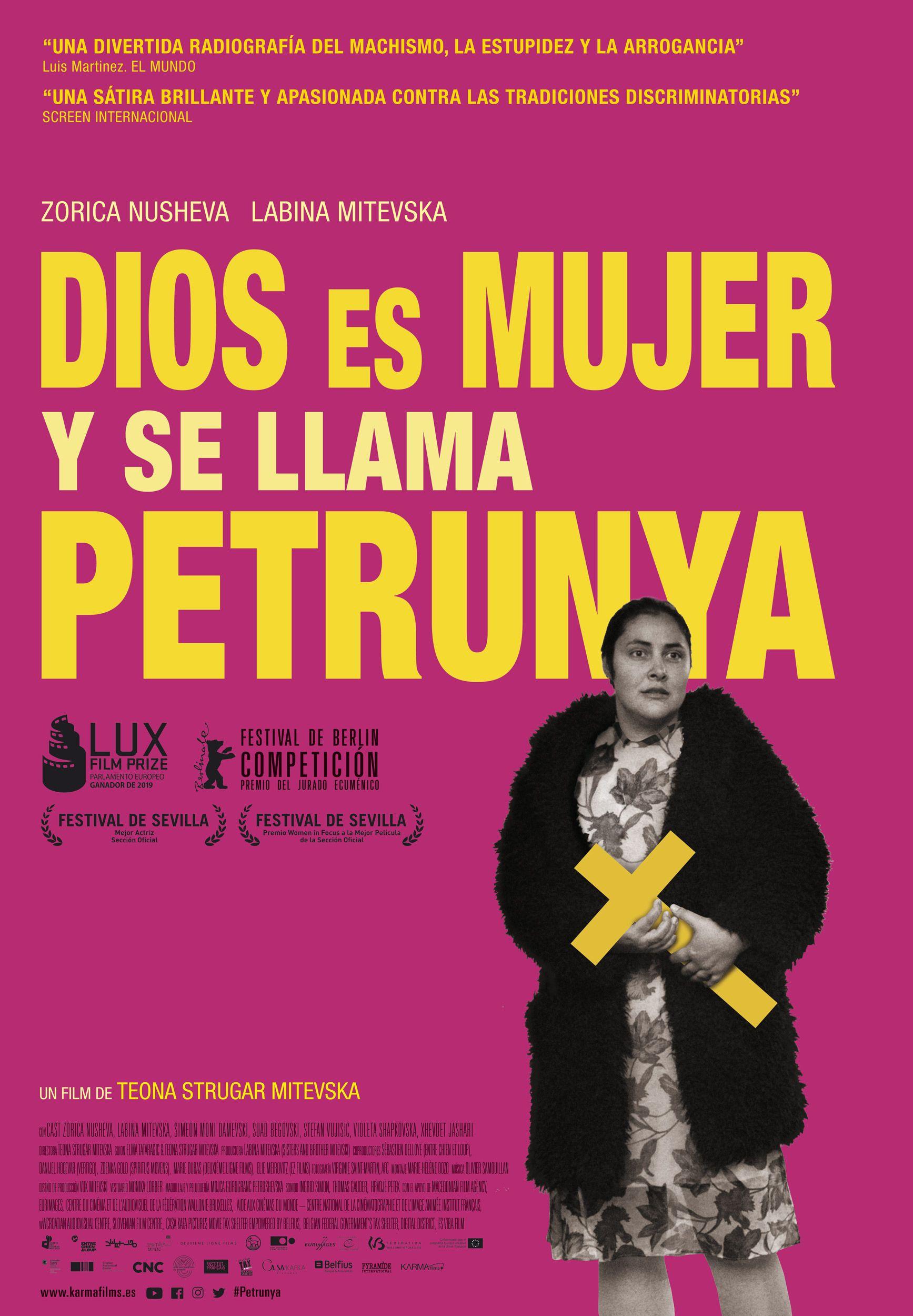 'Dios es mujer y se llama Petrunya': Desacertada crítica al machismo