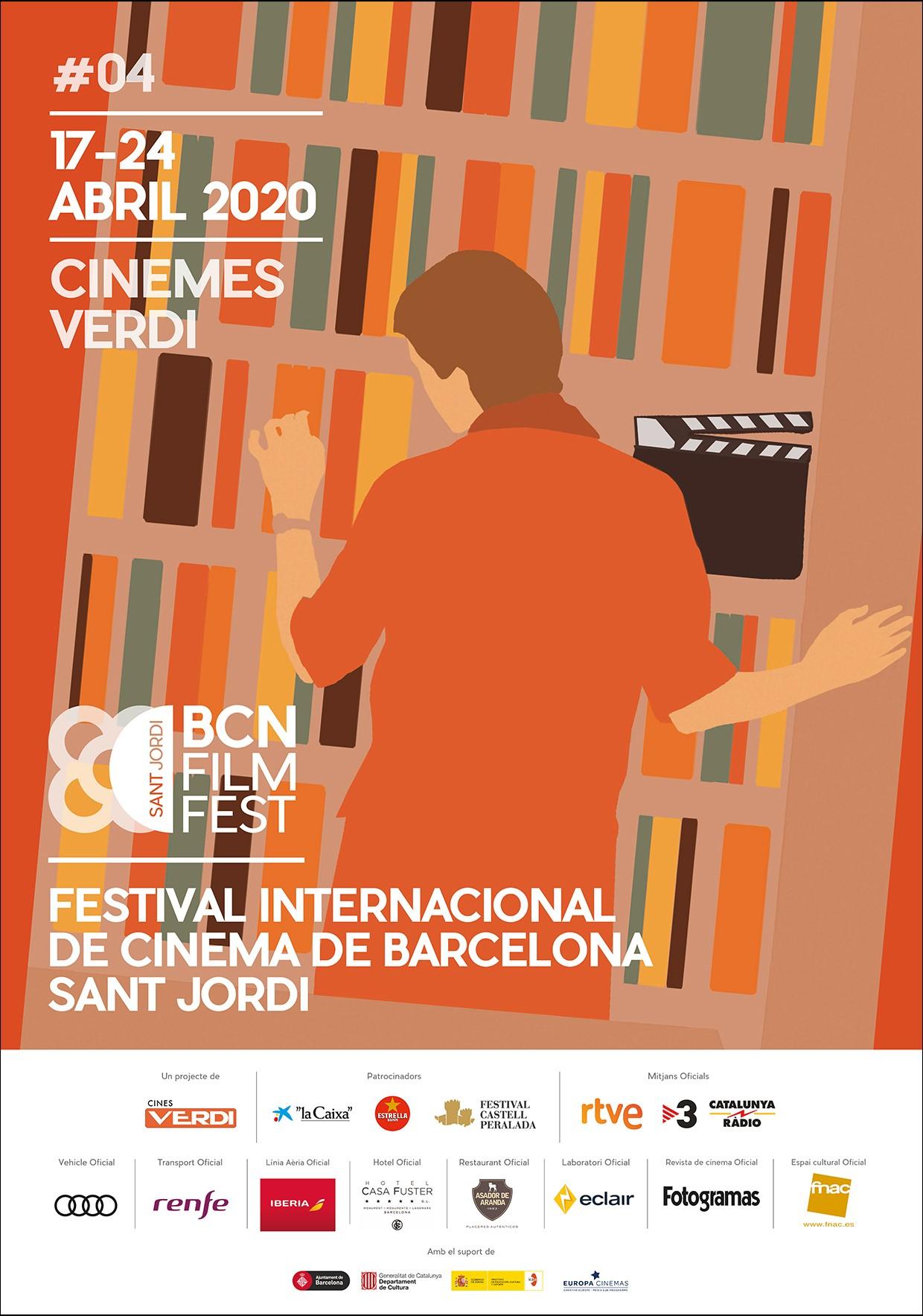 El BCN Film Fest 2020 presenta su cartel