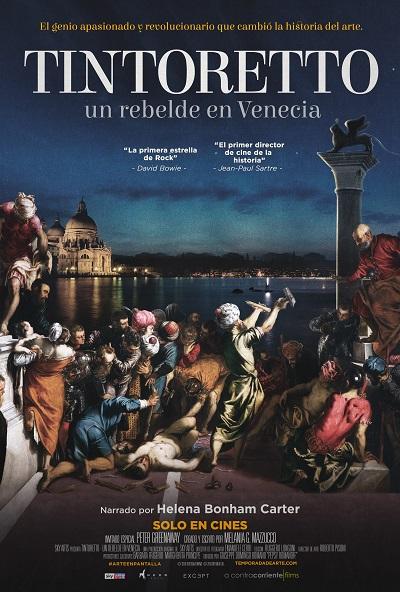 'Tintoretto, un rebelde en Venecia', en cines 20 y 21 de enero